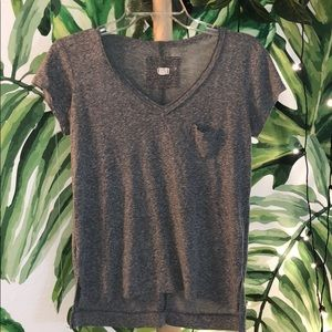 Anthropology casual slouchy T-shirt